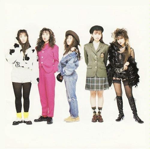 「台風の歌」収録アルバム『PRINCESS PRINCESS』/プリンセス プリンセス