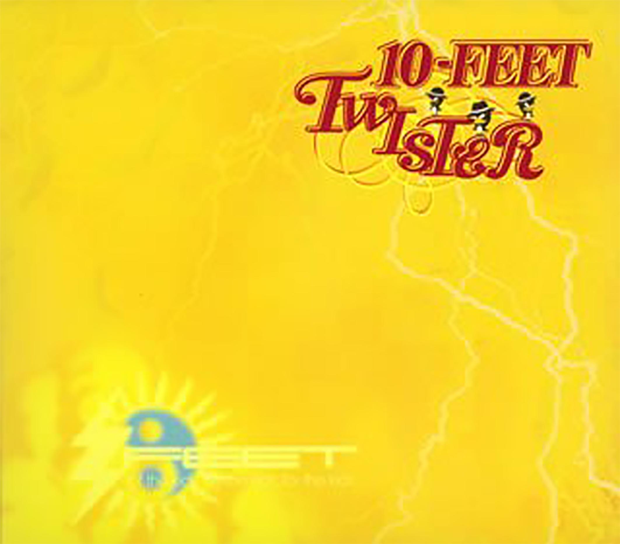 「NO WAY」収録アルバム『TWISTER』/10-FEET