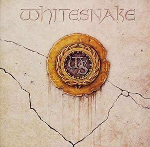 「Crying In The Rain」収録アルバム『白蛇の紋章〜サーペンス・アルバス』/WHITESNAKE