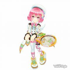 牧野由依、相坂優歌が出演! 『白猫テニス』、新キャラクター登場