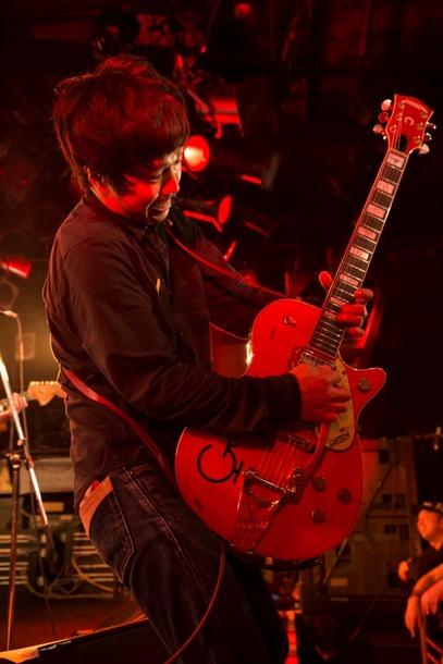 11月19日(日)@渋谷CLUB QUATTRO photo by 新保勇樹