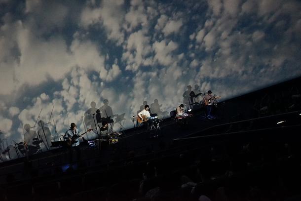 【荒川ケンタウロス  ライヴレポート】 『starry night flight』 2017年11月11日 at 多摩六都科学館