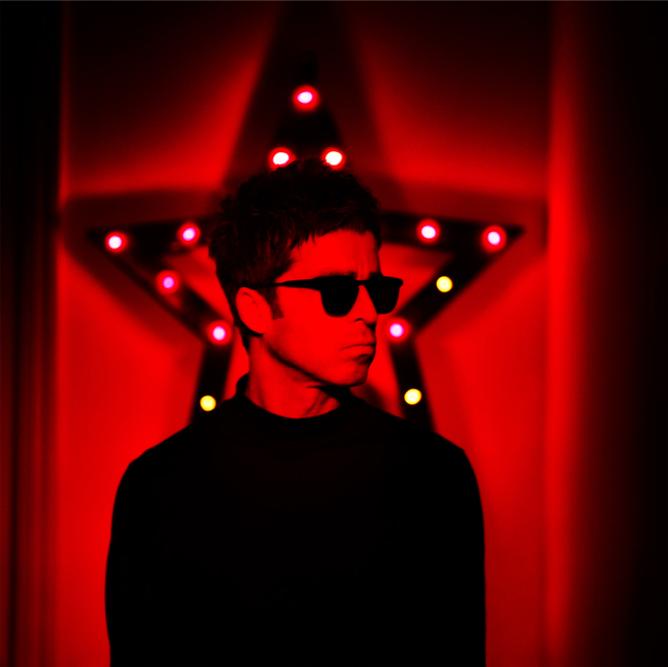 Noel Gallagher's High Flying Birds photo by Lawrence Watson