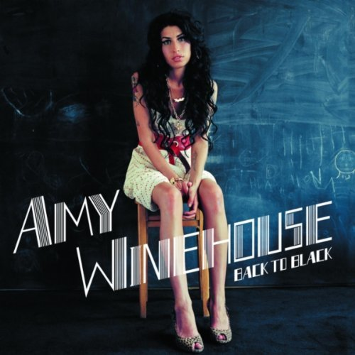 『Back To Black』('06)/Amy Winehouse