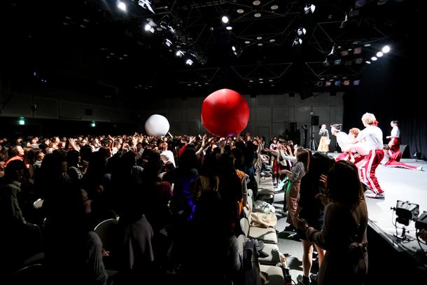 11月26日(日)@原宿クエストホール