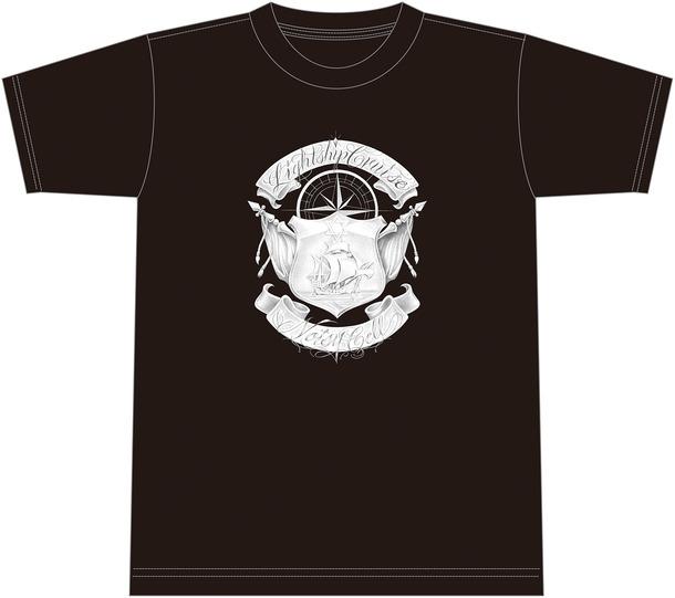 ワンマンライブ来場者プレゼント Tシャツ