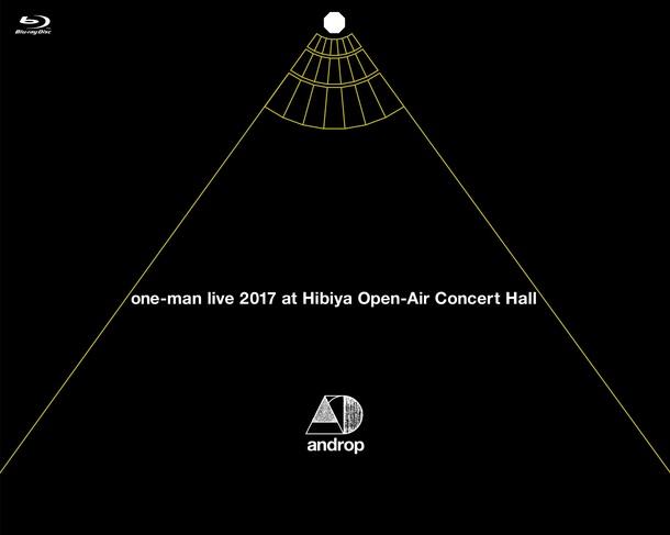 DVD&Blu-ray『one-man live 2017 at 日比谷野外大音楽堂』【Blu-ray】