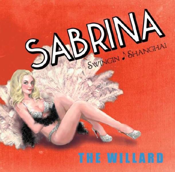 シングル「Sabrina / Swingin' Shanghai」
