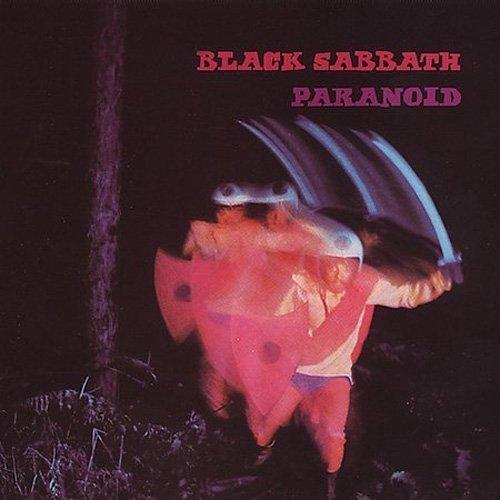 『Paranoid』('70)/BLACK SABBATH