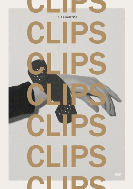 DVD&Blu-ray『CLIPS』【DVD 初回スリーブケース仕様】