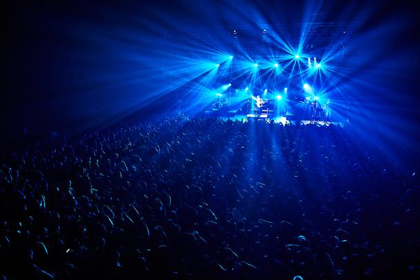 12月7日@東京Zepp DiverCity Photo by Yusuke Okada
