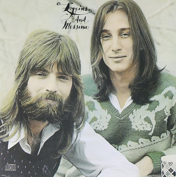 『LOGGINS AND MESSINA』('72)/LOGGINS & MESSINA