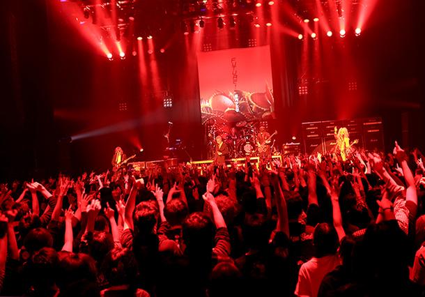 12月10日@東京・マイナビBLITZ赤坂