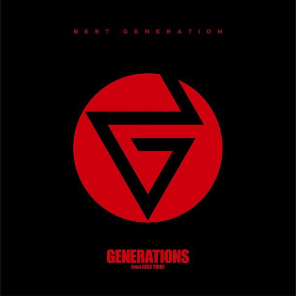 アルバム『BEST GENERATION』通常盤