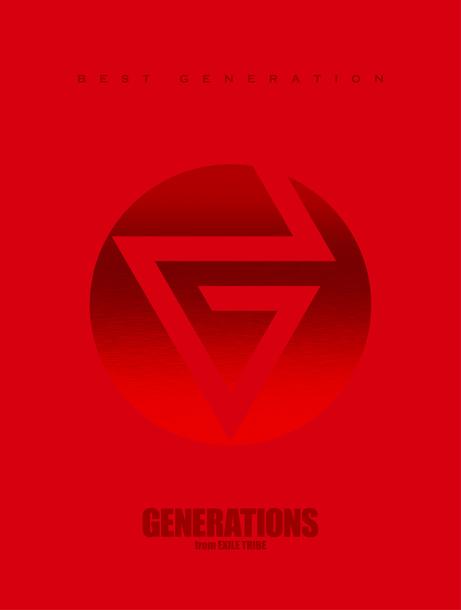 アルバム『BEST GENERATION』限定BOX