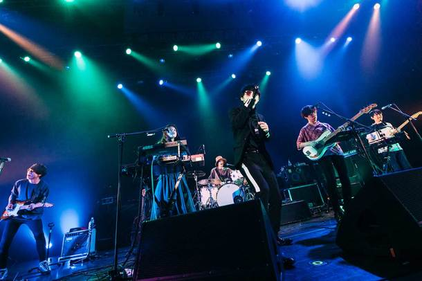 12月11日@豊洲PIT Czecho No Republic