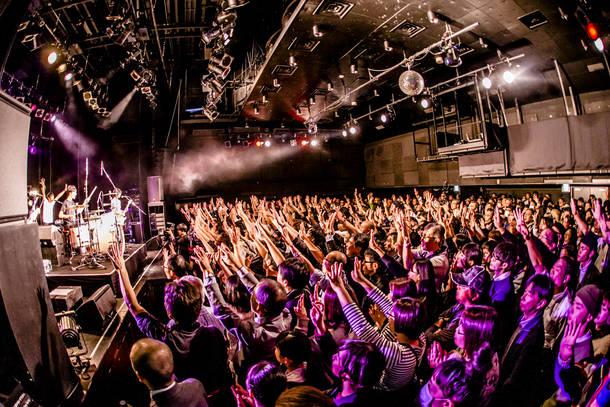 12月13日@渋谷WWW X
