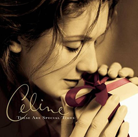 「Christmas Eve」収録アルバム『These Are Special Times』/Celine Dion