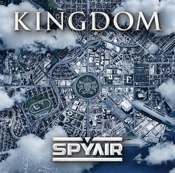 アルバム『KINGDOM』【通常盤】