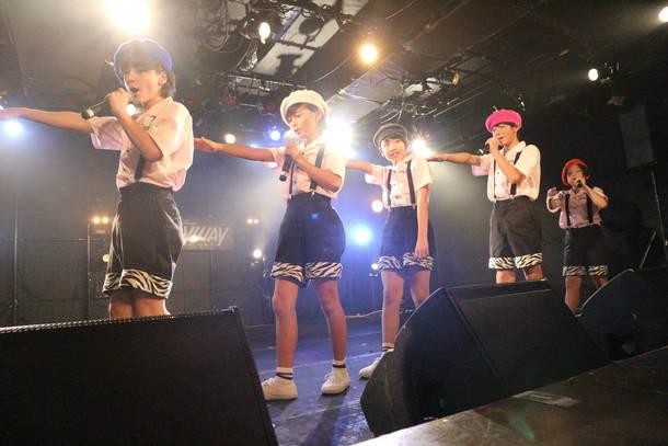 12月16日@ShibuyaMilkyway/ZeBRA☆STAR