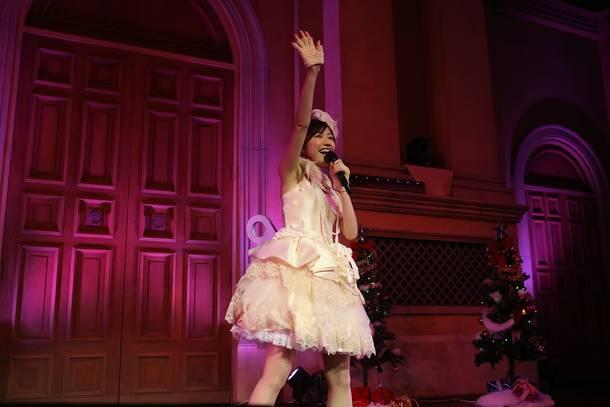 12月20日@東京・お台場ヴィーナスフォート 2F 教会広場