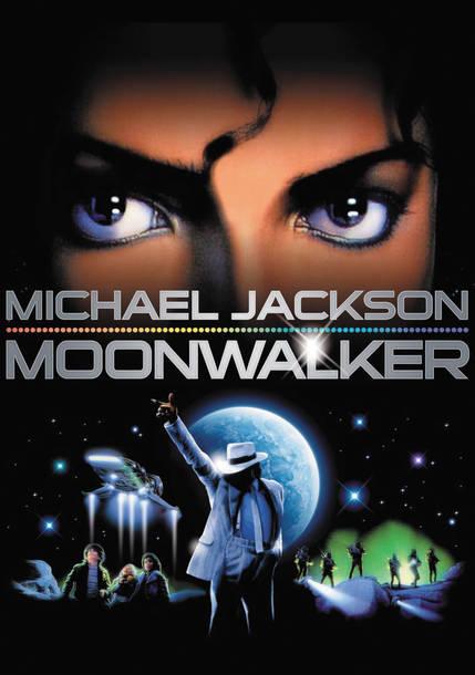 映画『マイケル・ジャクソン ムーンウォーカー』一夜限りのライヴ絶響上映@Zepp東阪 メインビジュアル