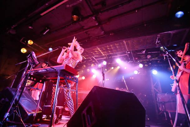 12月20日@新宿ロフト photo by にしゆきみ