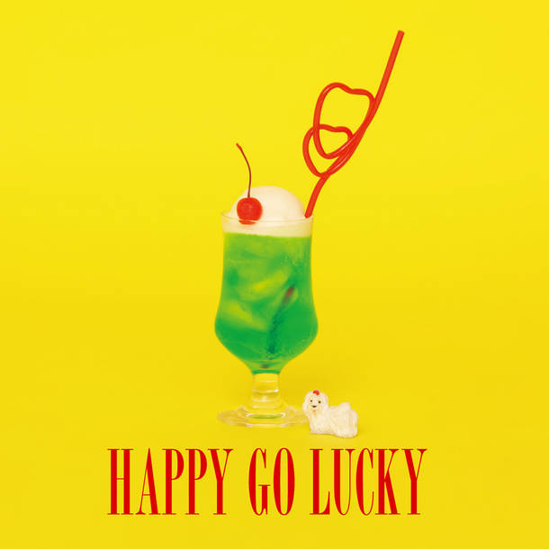 永原真夏『HAPPY GO LUCKY』