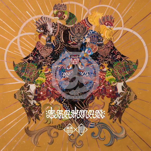 アルバム『梵唄 -bonbai-』【アナログ12inch】
