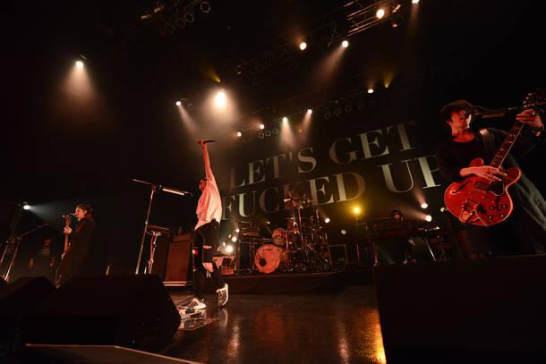 2017年12月20日 at Zepp Tokyo