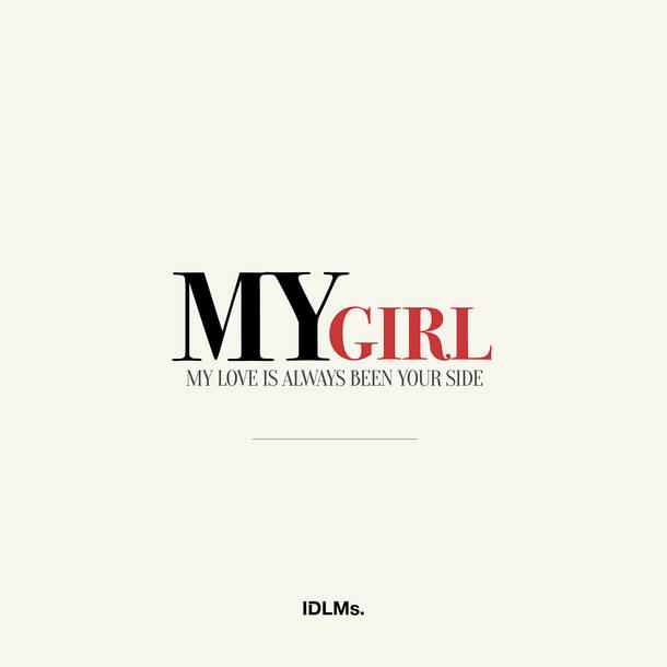 配信シングル「My Girl」