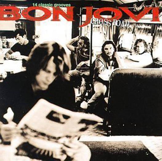 「Always」収録アルバム『CROSS ROAD』/BON JOVI