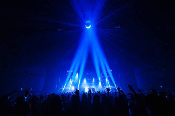 12月25日@Zepp DiverCity TOKYO