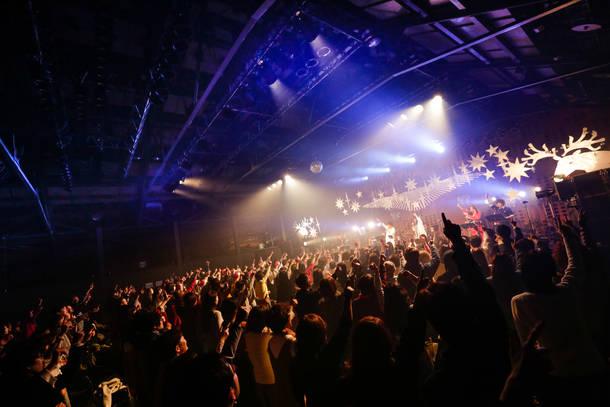 12月25日@横浜赤レンガ倉庫1号館3階ホール