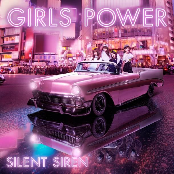 アルバム『GIRLS POWER』【初回限定盤】
