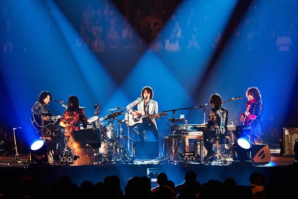 12月28日(木)福岡 ヤフオク!ドーム photo by KEIKO TANABE