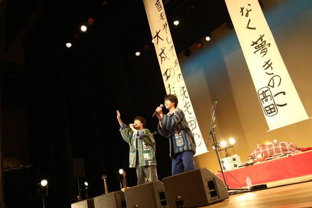 12月29日@光が丘IMAホール Photo by ハヤシ サトル