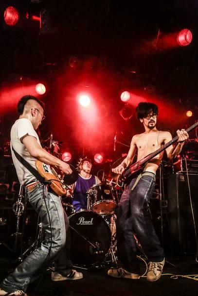 2017年12月20日 at 渋谷CLUB QUATTRO