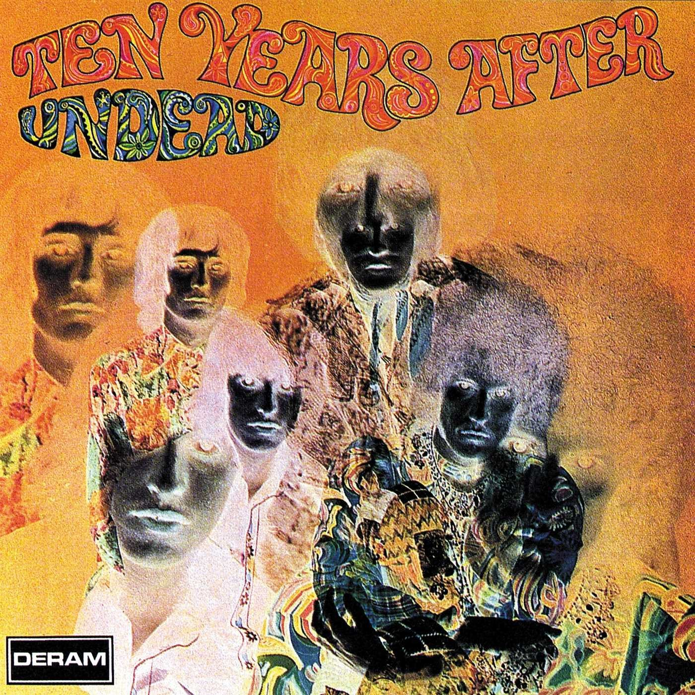 『Undead』('68)/Ten Years After