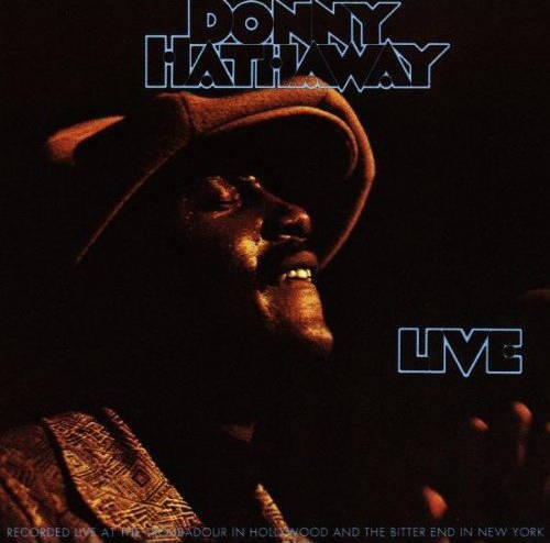 『Live』('72)/Donny Hathaway