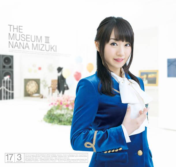 アルバム『THE MUSEUM Ⅲ』【CD+Blu-ray盤】