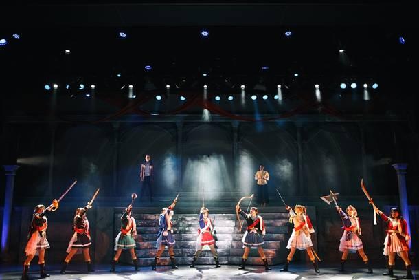 『少女☆歌劇 レヴュースタァライト』舞台写真