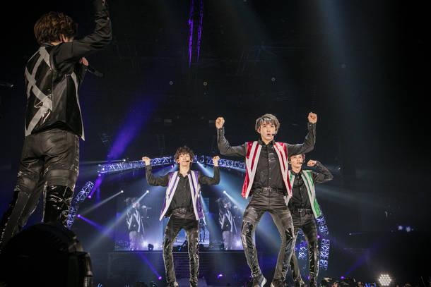 2017年12月27日 at 横浜アリーナ