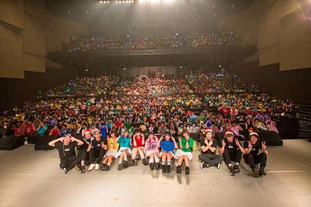 2017年12月5日 at 日本青年館ホール