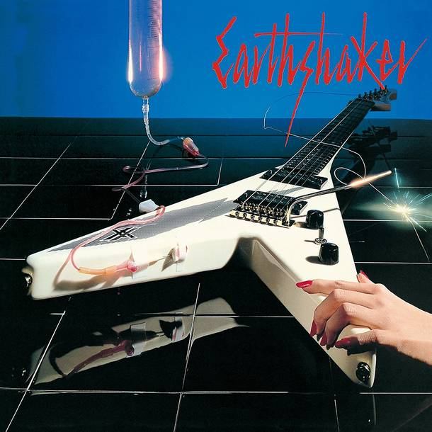 『EARTHSHAKER』('83)/EARTHSHAKER