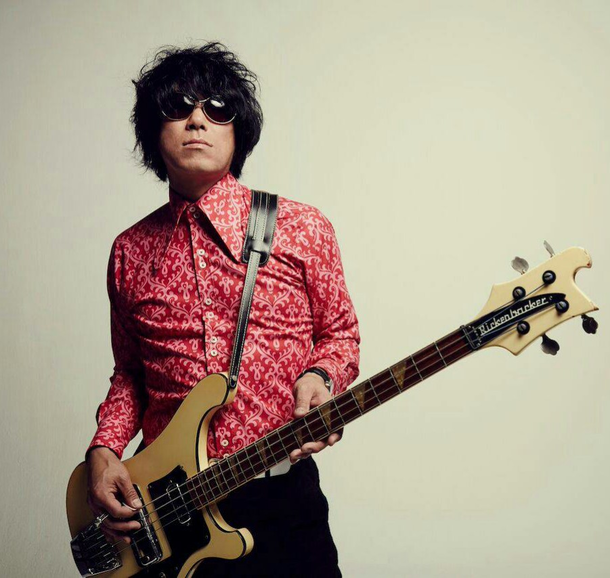 代々木Zher the Zooの店長・清水Mattyケンヂ(Rama Amoeba、The HIGH)