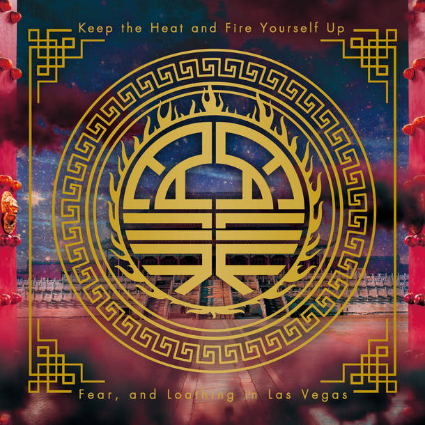 配信楽曲「Keep the Heat and Fire Yourself Up」