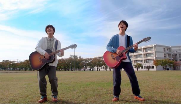 子どもの夢・未来応援メッセージ動画「笑顔の未来へ」より