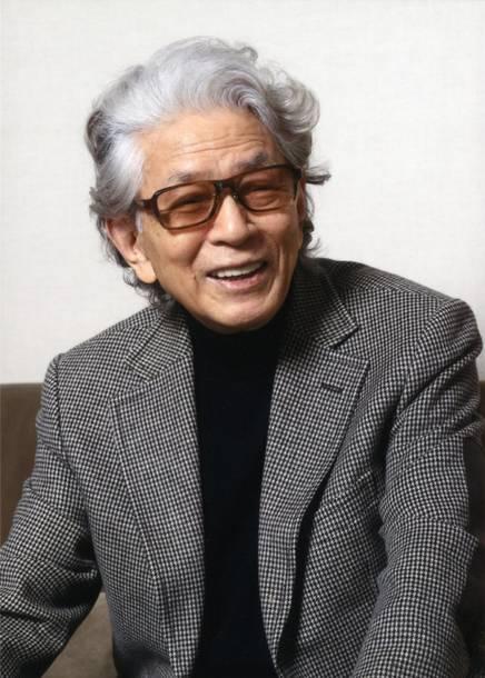 五木寛之(撮影:江口和貴)
