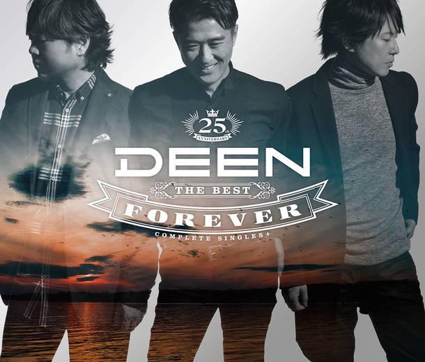アルバム『DEEN The Best FOREVER ~Complete Singles+~』【通常盤】